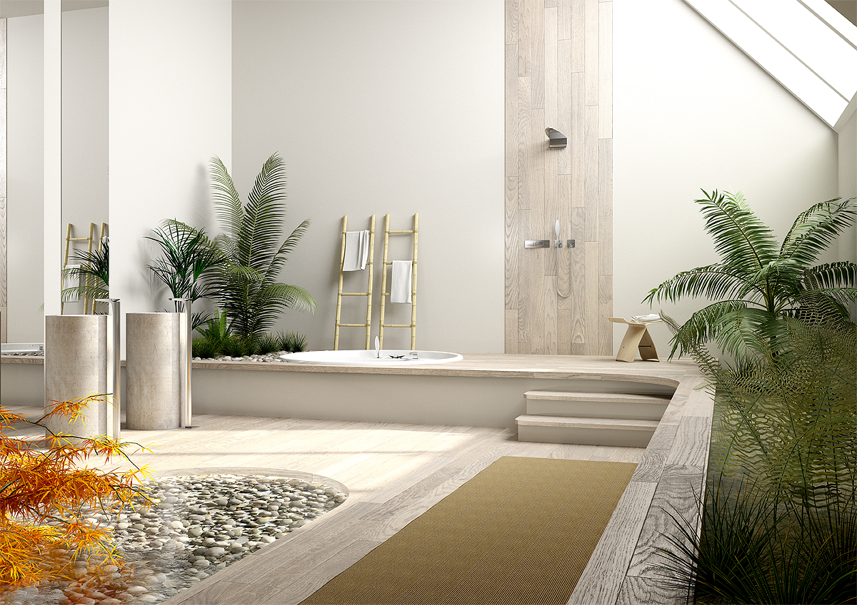 If Your Bathroom Is Well Designed, It Is An Elegant Bathroom, With The  Reasonable, It Will Alleviate The Stress, Makes Your Heart With Relief,  Relaxation, ...