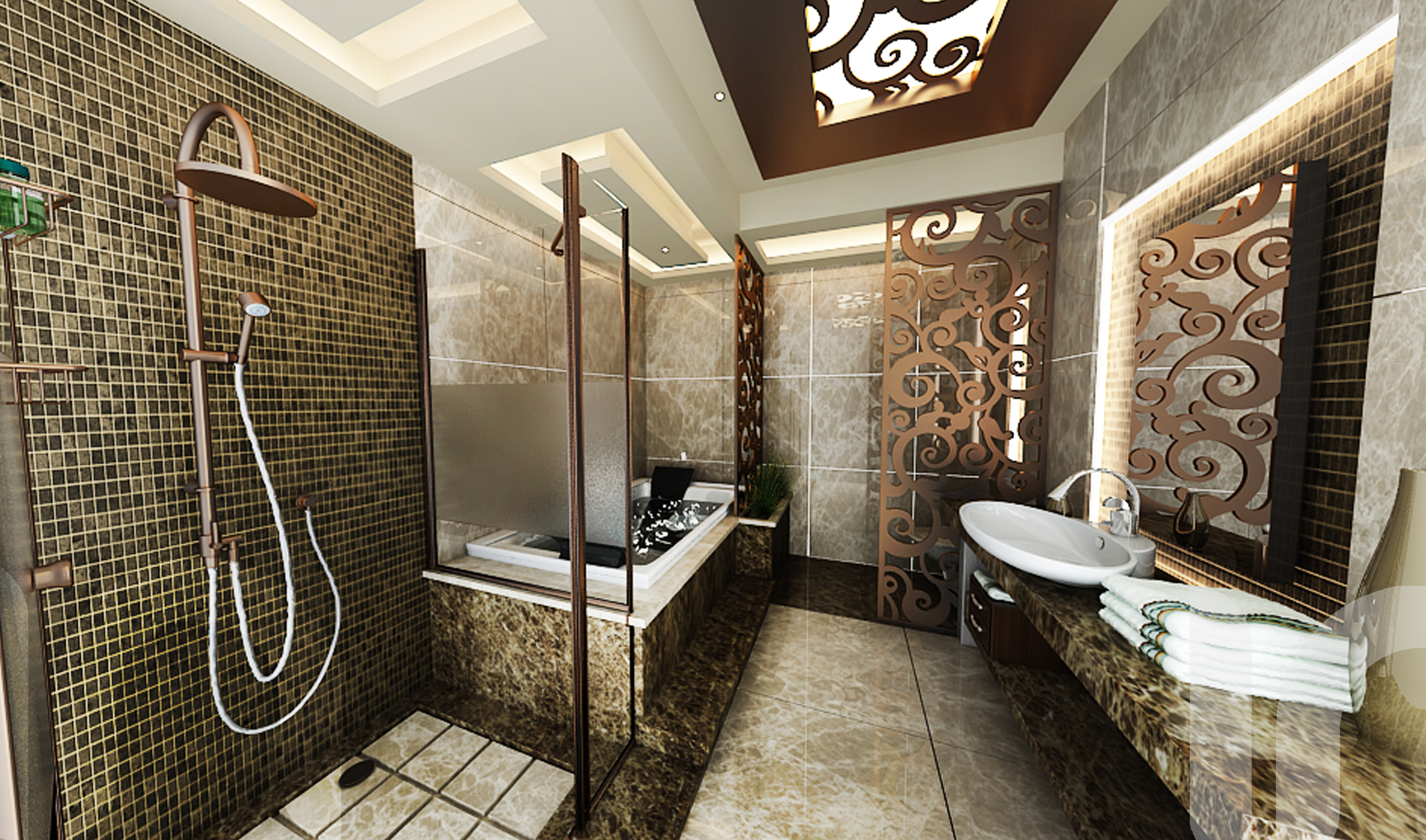 Feng Shui Your Bathroom