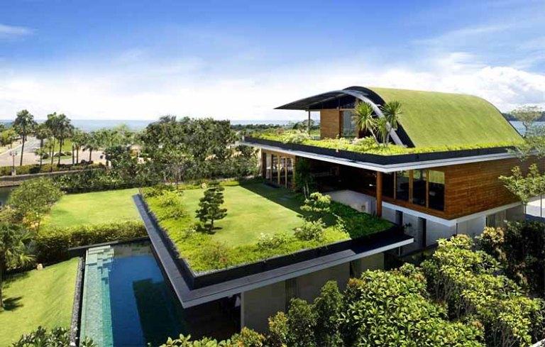 model-rumah-mewah-terkini