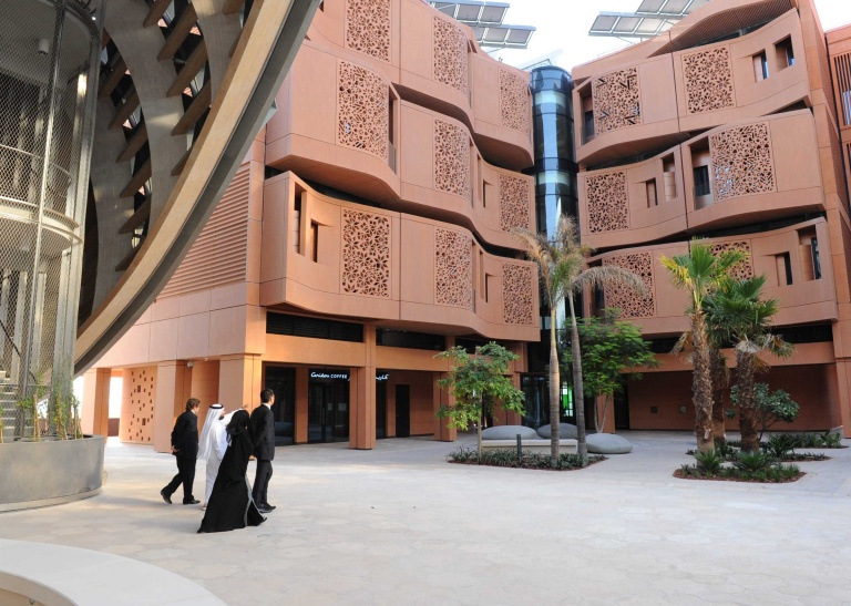 Masdar_Institute_Campus_-_Masdar_City
