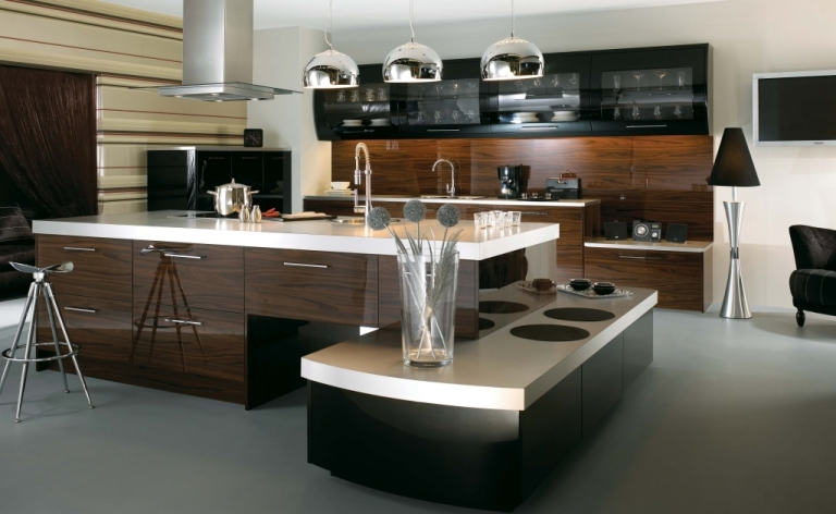 Impressive Modern Luxury Kitchen Designs The Best Luxury Kitchen Design Ideas Of 2016 Home Deco