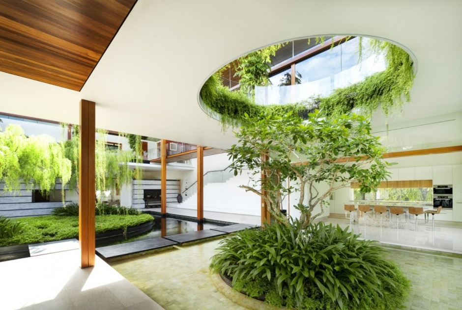 The Essential Indoor Garden INVERSE ARCHITECTURE