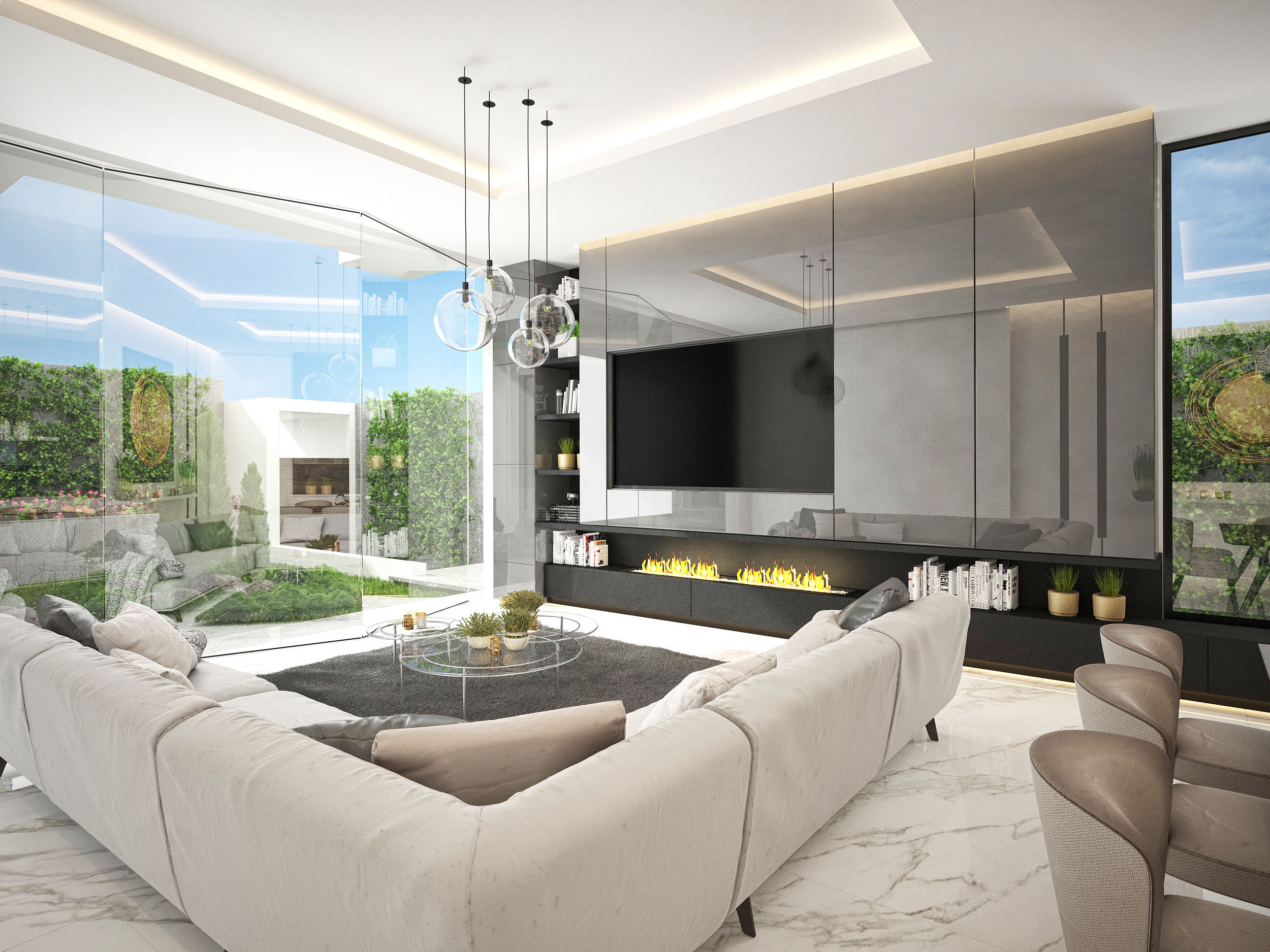 Contemporary Design By Inverse Interiors